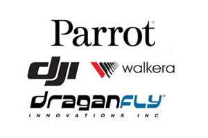 Most Popular Drone Manufacturers
