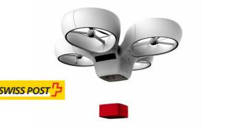 SwissPost Drone