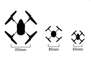 What are drones?