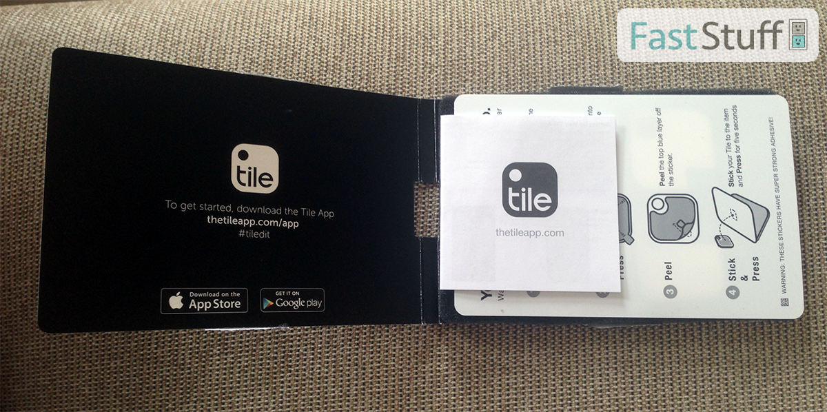 Tile App Product Review